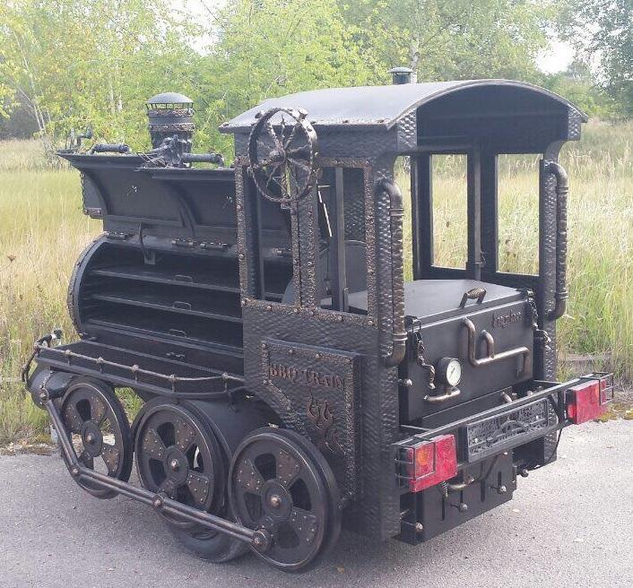 """""""BM T-1""""  Tren Remolque"""